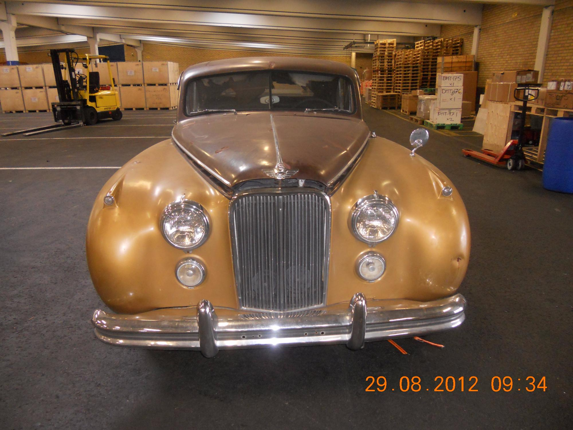 1954 Jaguar Mark IIV