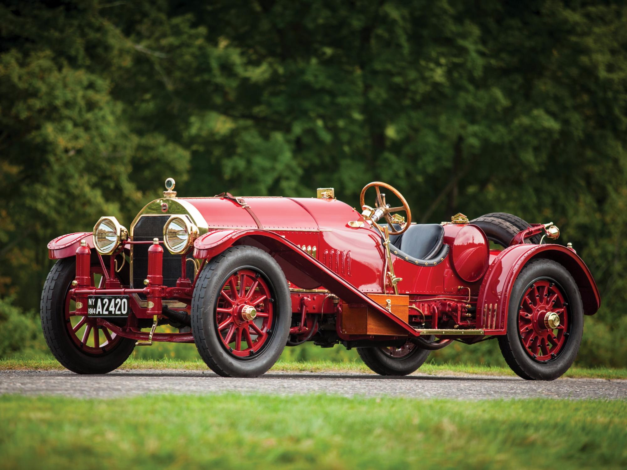 1914 Locomobile 48 Speedster