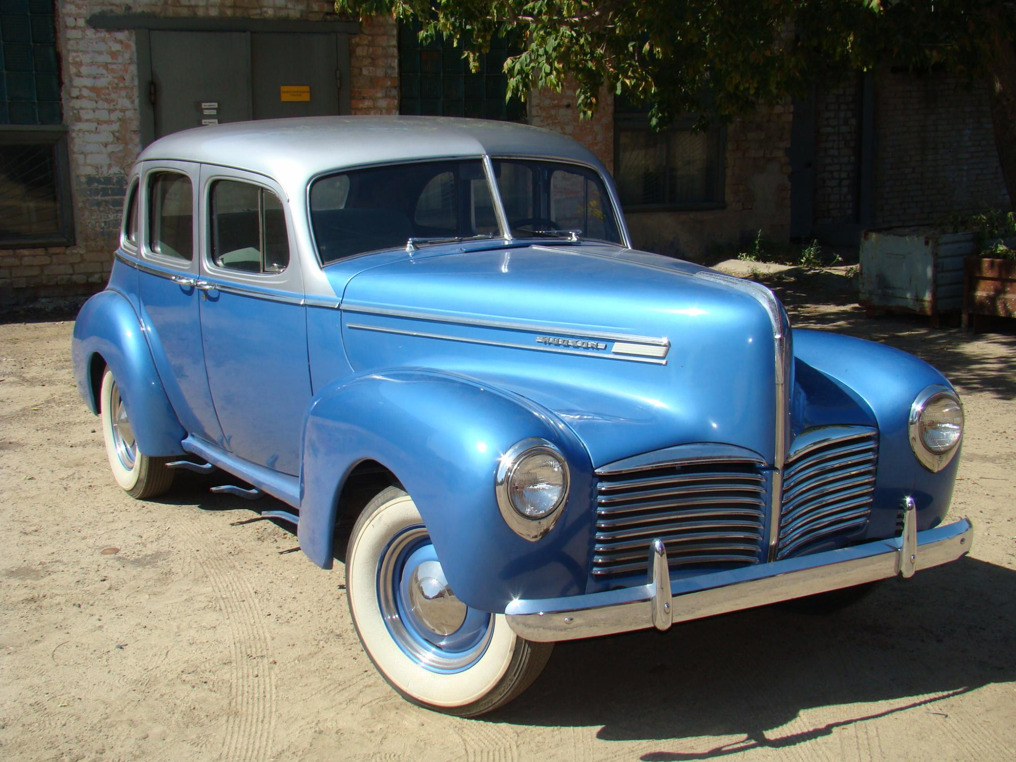 1941 Hudson Commodore