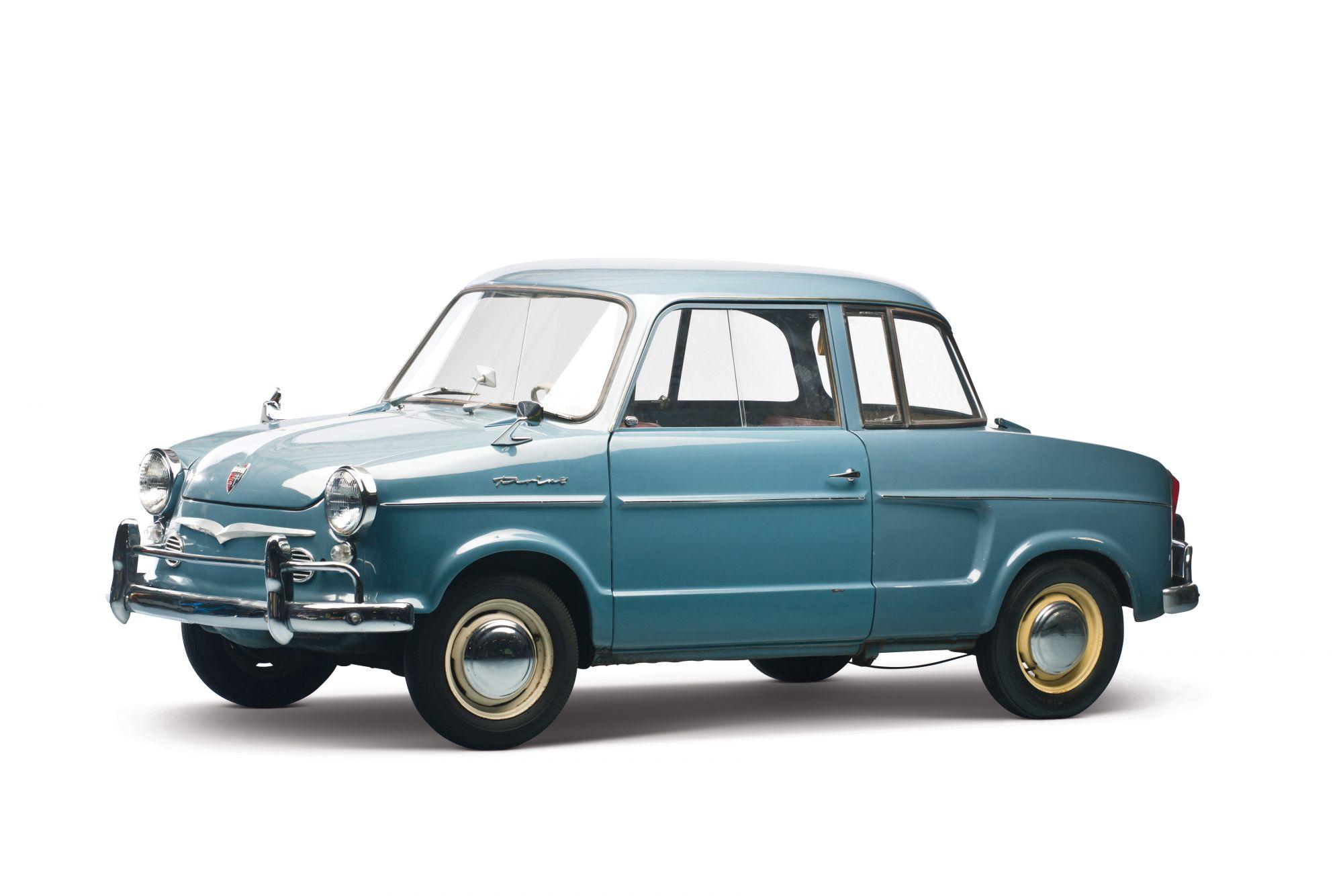 Id An Old Car